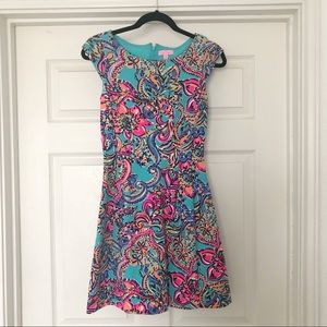 299aa2e77838a3 Lilly Pulitzer Dresses - Lilly Pulitzer Bait and Switch Briella Dress XS